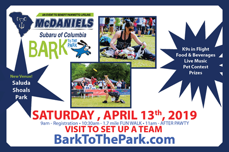 Bark to the park 2019