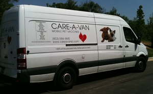 Care-A-Van Vehicle
