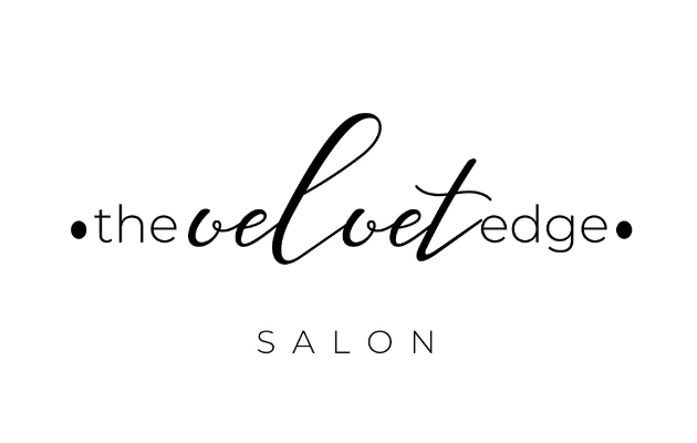 velvet edge salon logo