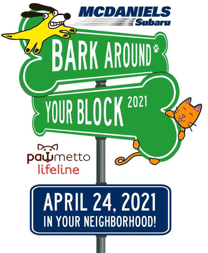 Bark Logo With Basic Sign